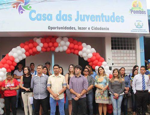 Prefeitura inaugura Casa das Juventudes