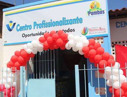 Prefeitura reabre o Centro profissionalizantes