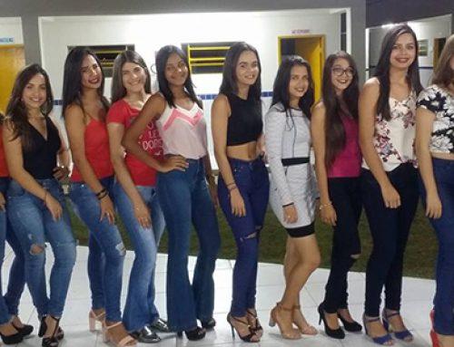 Apresentação da 12 finalistas do XXVI Garota Abacaxi 2017