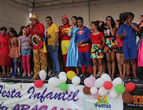 Abertura Festa do Abacaxi 2017