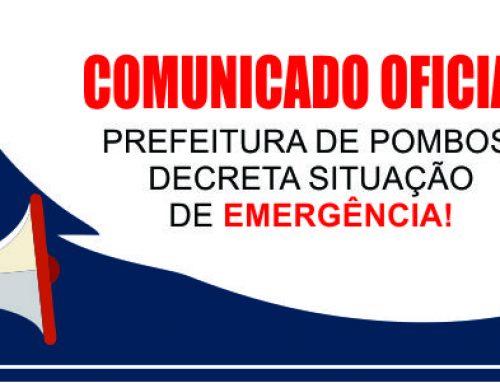 DECRETO 020/2018 – PREFEITURA DECRETA SITUAÇÃO DE EMERGASNCIA